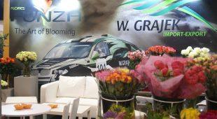 Fotorelacja z naszego stoiska na Flower Expo Poland