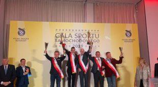 Gala mistrzów sportu samochodowego – RMPST 2019